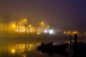 Idro nella nebbia