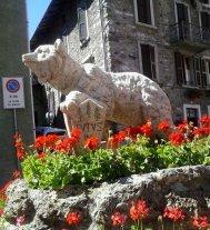 Piazza dell'orso - Schilpario