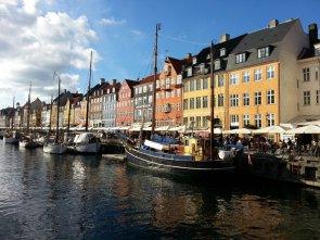 Copenaghen: Nyhavn