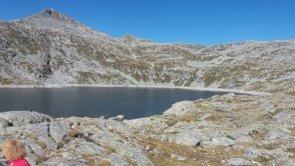 Lago della Vacca a fine settembre