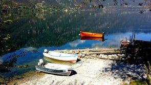 Barche sull'Erido