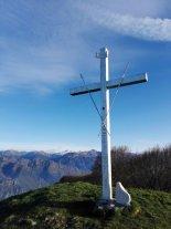Croce sul monte Manos