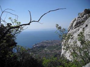 Panorama da Montecastello