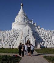 Cinque Valsabbine in Myanmar
