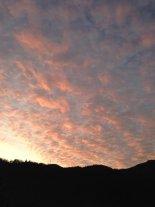 L'alba a Vestone