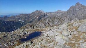 Panorama dal monte Boia
