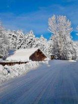 Neve a Lorica, Cosenza