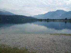 La quiete del lago di Levico