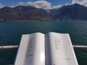 Poesia sul lago d'Iseo