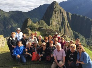 Odolesi al Machu Picchu