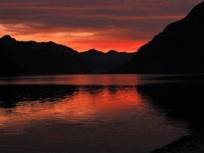 Cielo di fuoco a Idroland