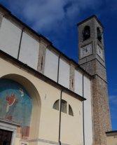 Il campanile di Bione