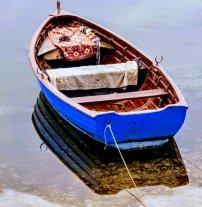 In barca sull'Eridio