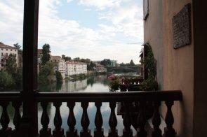 Ponte Bassano del Grappa: il Piave mormorò