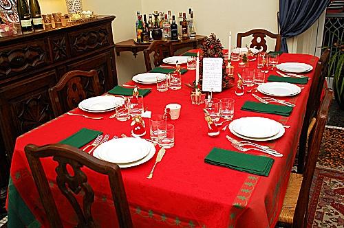 Provincia in tavola i piatti della tradizione for Foto tavole natalizie