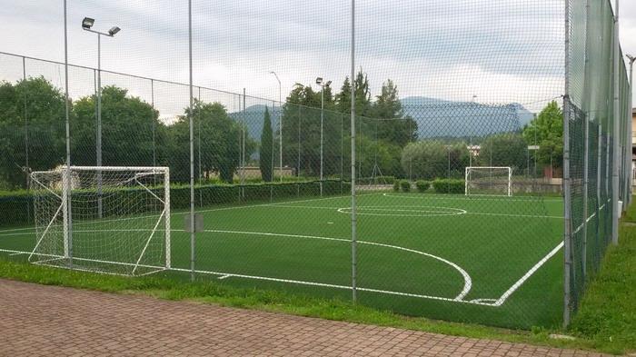 Tappeti Per Bambini Campo Da Calcio : Muscoline nuovo tappeto per il campo in erba sintetica