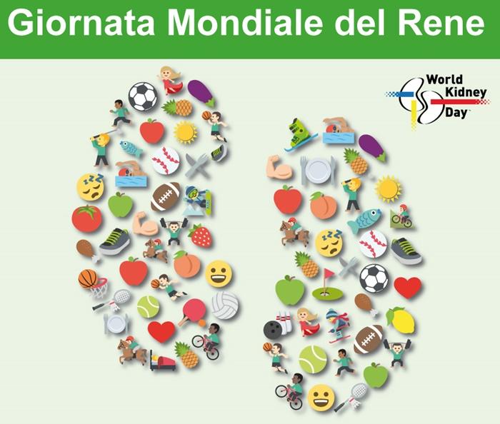 Prevenzione alla Giornata mondiale del Rene