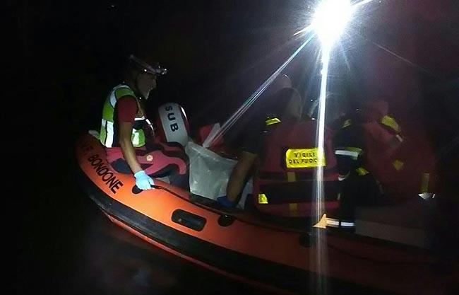 Ciclista scomparso: trovato cadavere nel lago d'Idro