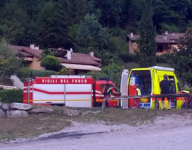 Brescia, ciclista muore nel Lago d'Idro. Soccorso alpino recupera corpo 43enne