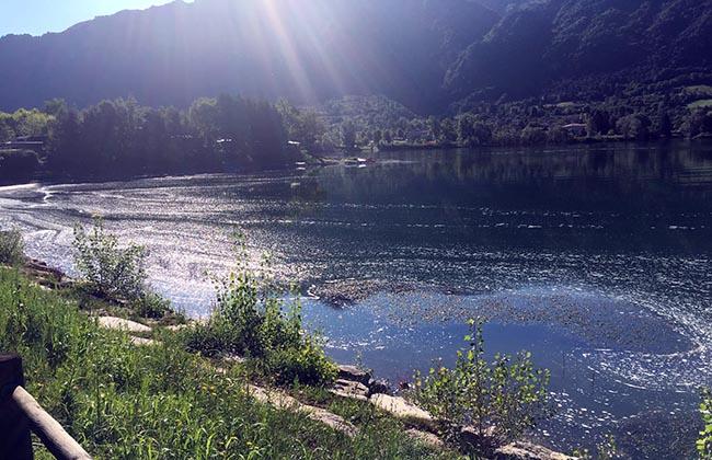 Idro Com E Conciato Il Lago