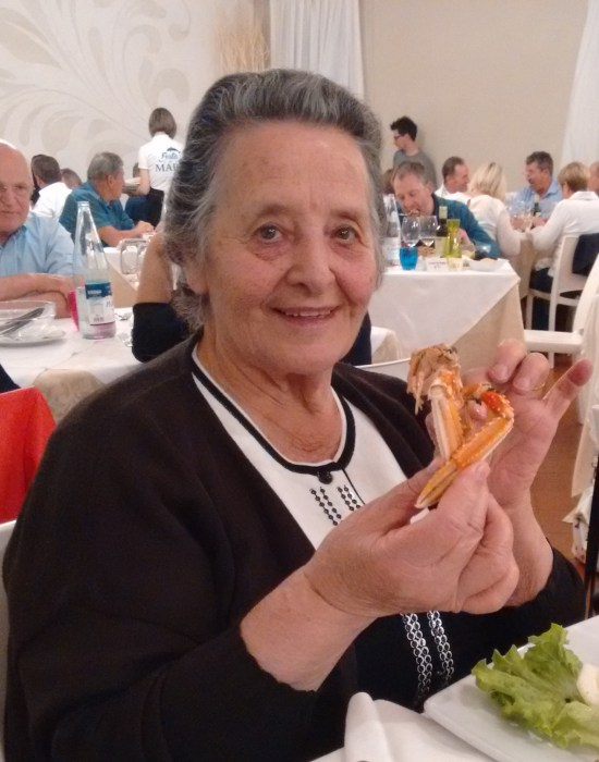 Salò Gli 80 Anni Di Nonna Maria