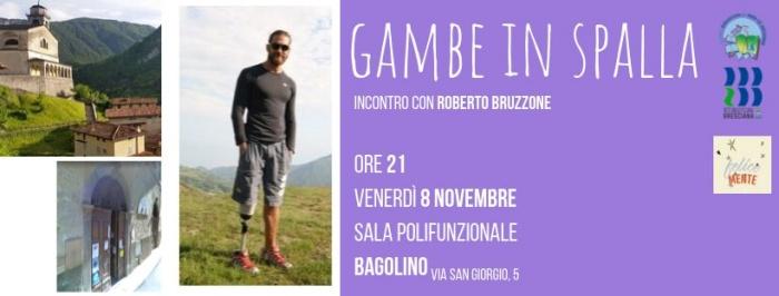 Bagolino - Gambe in spalla - Valle Sabbia News