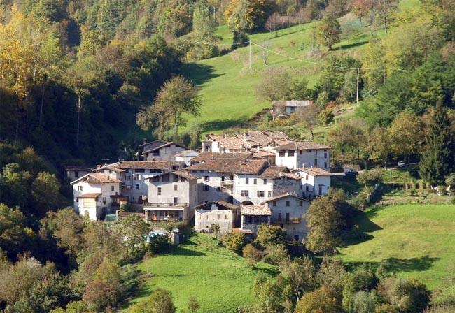 Valsabbia pertica bassa spessio di avenone la poesia for Piani di casa bassa architettura del paese